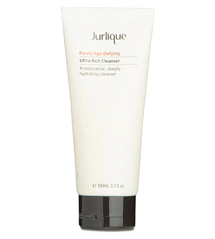 JURLIQUE Purely Age-Defying Ultra Rich cleanser 100ml