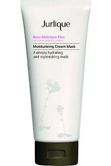 JURLIQUE Rose moisture plus moisturising cream mask with antioxidant complex 100ml