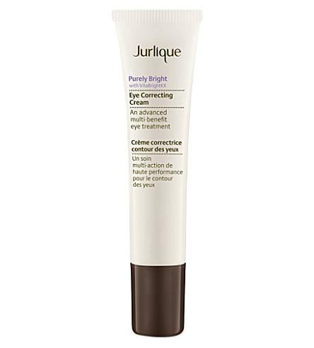 JURLIQUE Purely Bright eye correcting cream 15ml