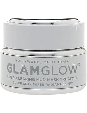 GLAMGLOW Super-Mud Clearing Treatment mask