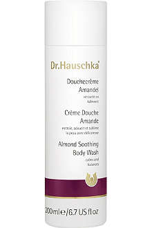DR. HAUSCHKA Almond soothing body wash 200ml