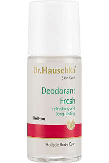 DR. HAUSCHKA Deodorant Fresh roll-on deodorant 50ml