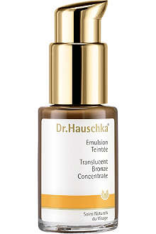 DR. HAUSCHKA Translucent bronze concentrate 30ml
