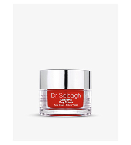 DR SEBAGH New Supreme day cream