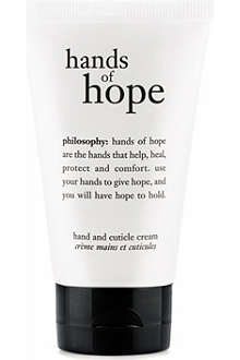 PHILOSOPHY Hands of Hope hand and cuticle cream 30ml