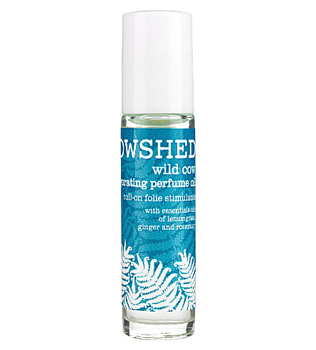COWSHED Wild Cow perfume oil roll-on