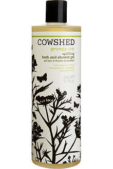 COWSHED Grumpy Cow uplifting bath and shower gel 500ml