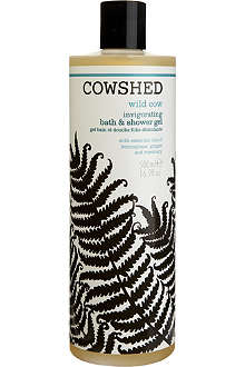 COWSHED Wild Cow invigorating shower gel 500ml