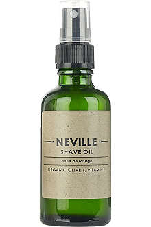 NEVILLE Shave oil 50ml