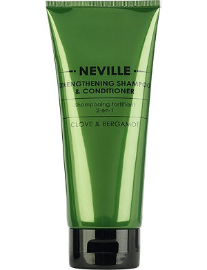 NEVILLE Strengthening shampoo and conditioner 200ml