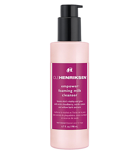 OLE HENRIKSEN Empower Foaming Milk Cleanser 198ml