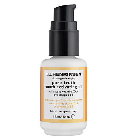 OLE HENRIKSEN Pure Truth youth activating oil™ 30ml