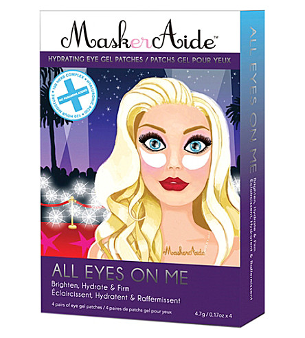 MASKERAIDE All Eyes On Me Hydrating Eye Gels