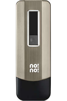 NO NO Pro5 chrome hair removal system