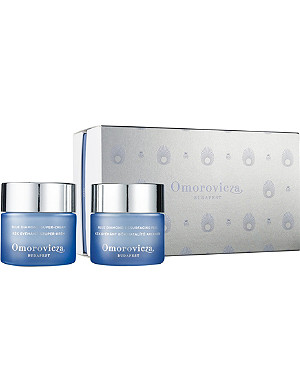 OMOROVICZA Blue Diamond set