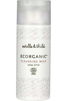 ESTELLE & THILD Ecorganic® Rose Otto facial cleansing milk
