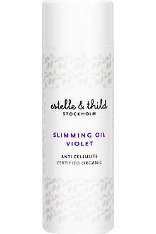 ESTELLE & THILD Violet slimming oil 100ml
