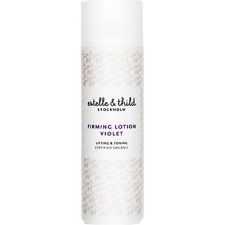 ESTELLE & THILD Violet firming lotion 200ml