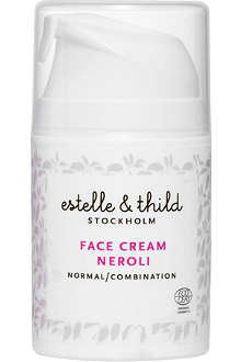 ESTELLE & THILD Neroli face cream - normal/combination skin