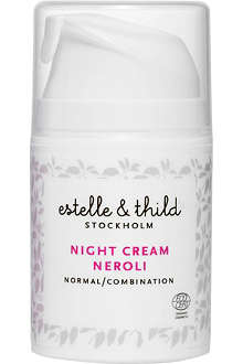 ESTELLE & THILD Neroli night cream - normal/combination skin