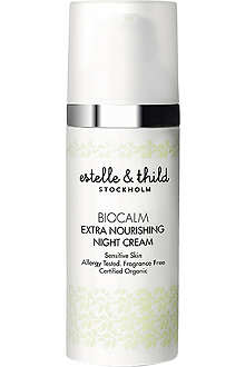 ESTELLE & THILD Fragrance Free Night Cream – Sensitive Skin 50ml