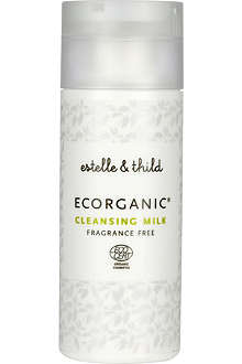 ESTELLE & THILD Ecorganic® fragrance free facial cleansing milk