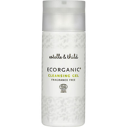 ESTELLE & THILD Ecorganic® Fragrance Free facial cleansing gel