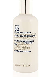 S5 SKINCARE Neutralise cleanser