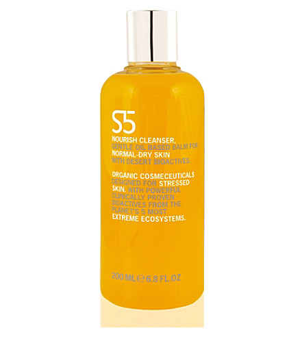 S5 SKINCARE Nourish cleanser 200ml