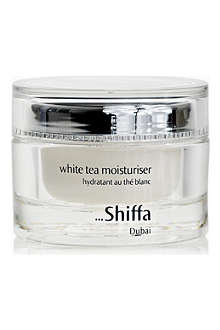 SHIFFA White tea moisturiser