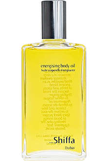 SHIFFA Energising body oil 100ml