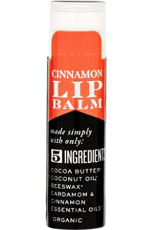 SW BASICS Cinnamon vegan lip balm