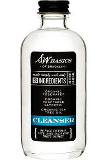 SW BASICS Face cleanser