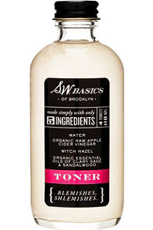 SW BASICS Face toner 114ml