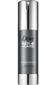 DOVE Expert Shave Softening pre-shave oil 35ml