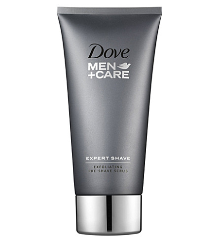 DOVE Expert Shave Exfoliating pre-shave wash 150ml