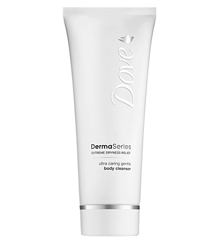 DOVE Derma Series Ultra caring gentle body cleanser 200ml