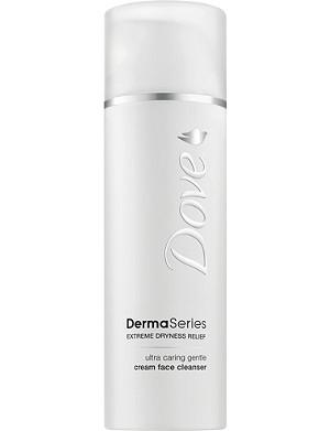 DOVE Derma Series Ultra caring gentle cream cleanser 150ml