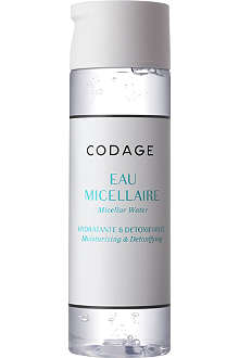 CODAGE Purifying micellar water