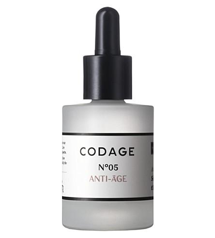CODAGE Serum N°5 anti-aging
