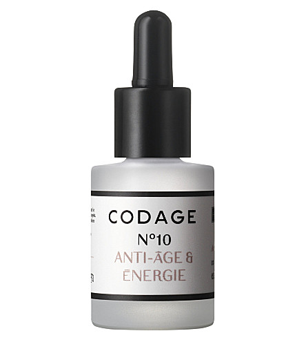 CODAGE Serum N°10 energy and anti-aging