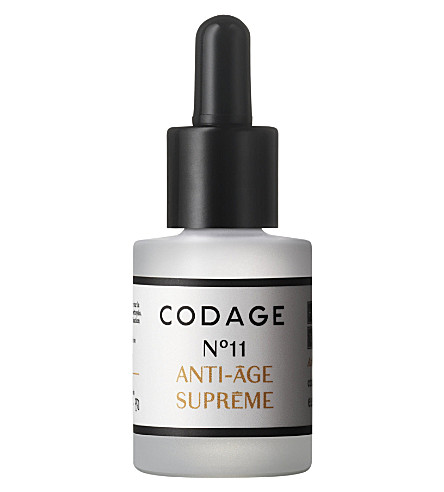 CODAGE Serum N°11 eye contour area anti-aging supreme