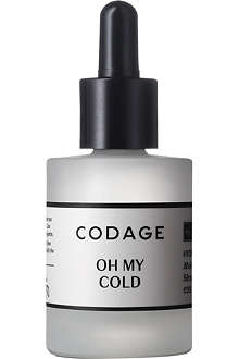 CODAGE Oh My Cold face serum