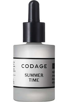 CODAGE Summer Time face serum