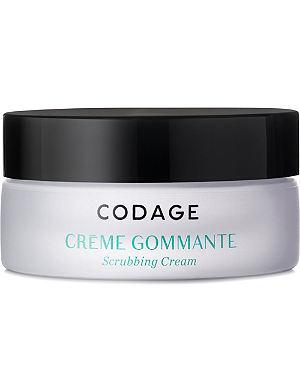 CODAGE Scrubbing cream 50ml