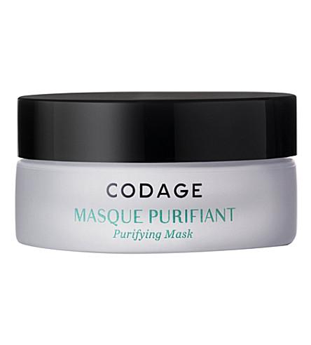 CODAGE Purifying mask 50ml