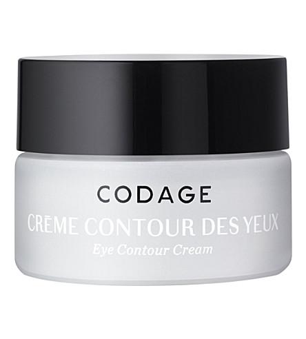 CODAGE Creme Contour De Yeux 15ml