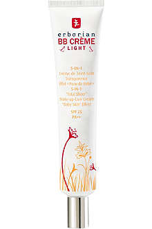 ERBORIAN BB creme au ginseng light 15ml