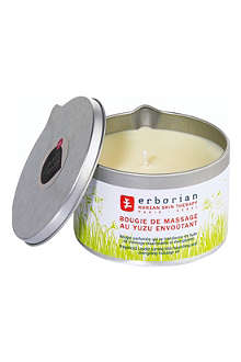 ERBORIAN Yuzu massage candle