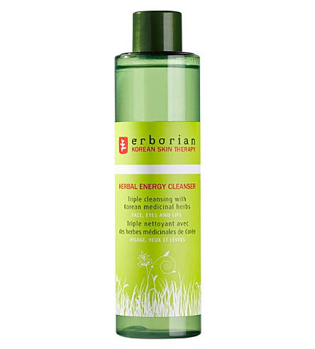 ERBORIAN Herbal energy cleanser